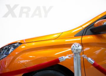 LADA X-RAY X-DAY